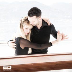 Fabio Marcucci e Lisa di Pede