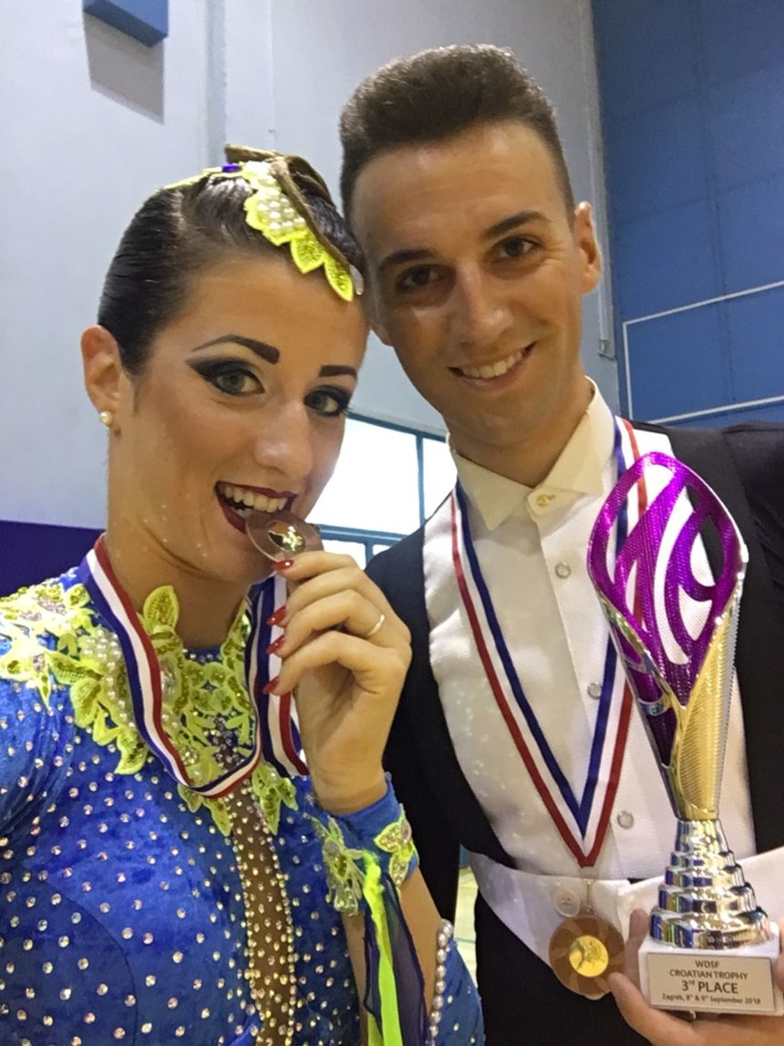 WDSF CROATIAN TROPHY 2018