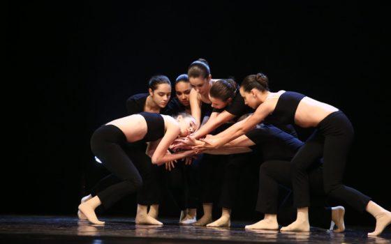 Tripudium Ballet per le Ragazze del MODERN!