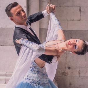 Alessio Del Vigna e Sonia Pellegrini
